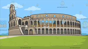 The Colosseum Background