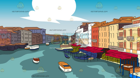 The Grand Canal Background