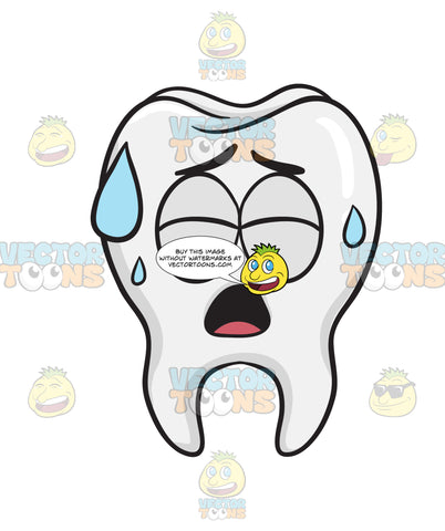 Tooth Sweating In Pain