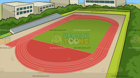 Track And Field Background