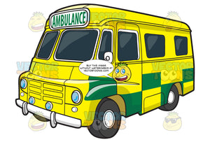 A British Ambulance