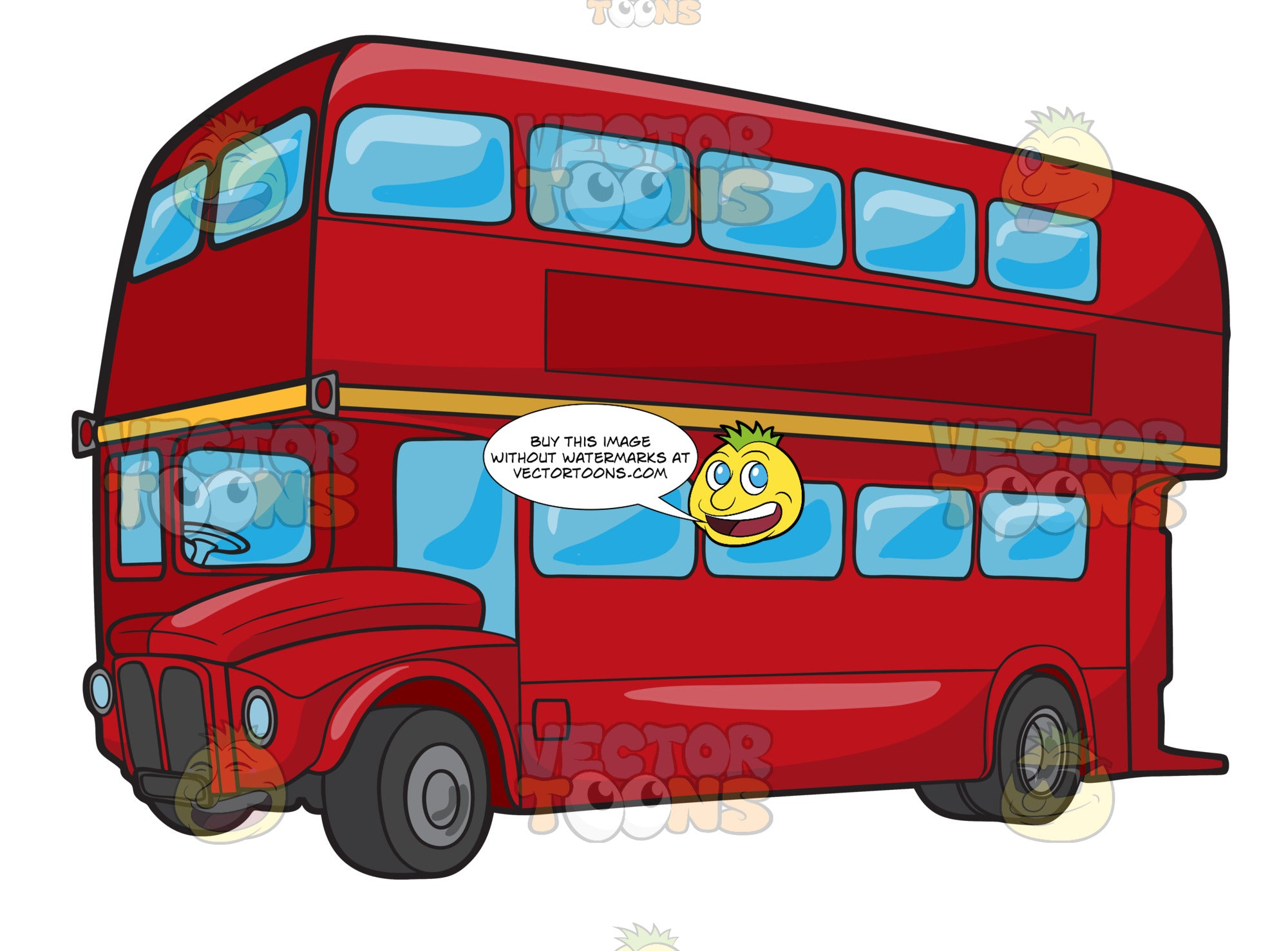 A Double Decker Bus