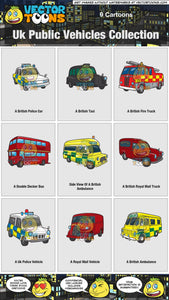 Uk Public Vehicles Collection
