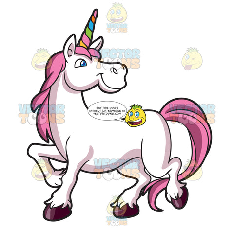 A Beautiful Unicorn