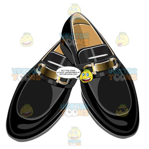 Black Male Loafers