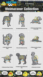 Weimaraner Collection