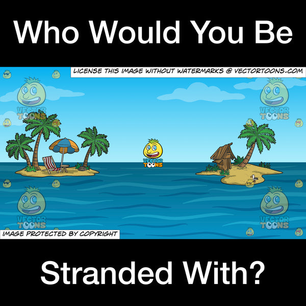 Who You Wanna Be Stranded With Meme