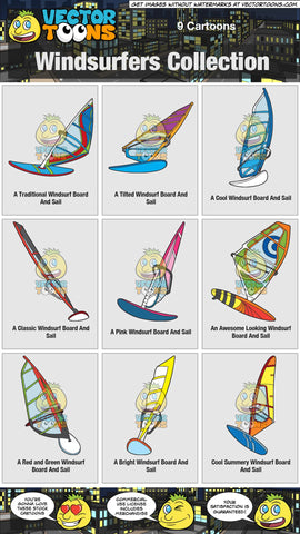 Windsurfers Collection