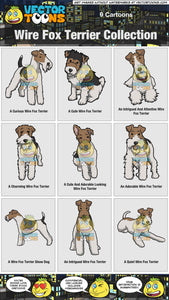 Wire Fox Terrier Collection