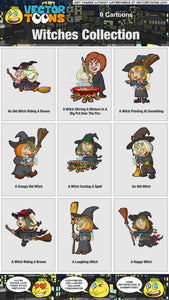 Witches Collection