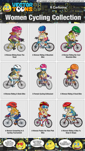 Women Cycling Collection