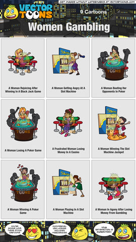 Women Gambling Collection
