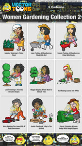 Women Gardening Collection 2