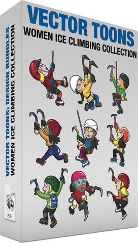 Women Ice Climbing Collection