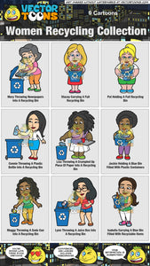 Women Recycling Collection