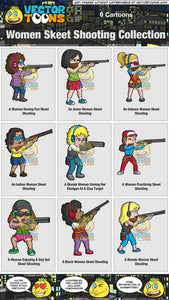 Women Skeet Shooting Collection