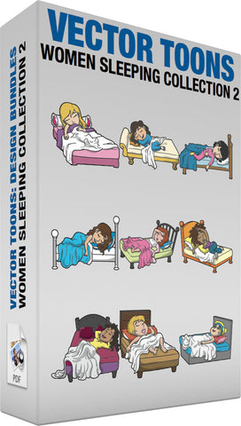 Women Sleeping Collection 2