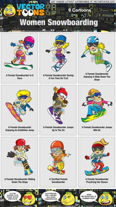 Women Snowboarding Collection