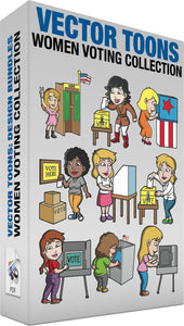 Women Voting Collection
