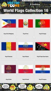World Flags Collection 16