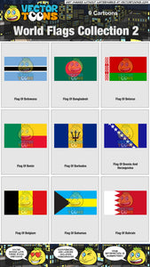 World Flags Collection 2