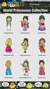 World Princesses Collection