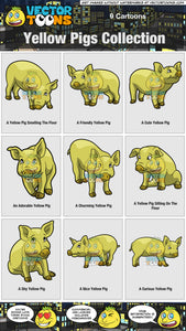 Yellow Pigs Collection