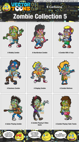 Zombie Collection 5