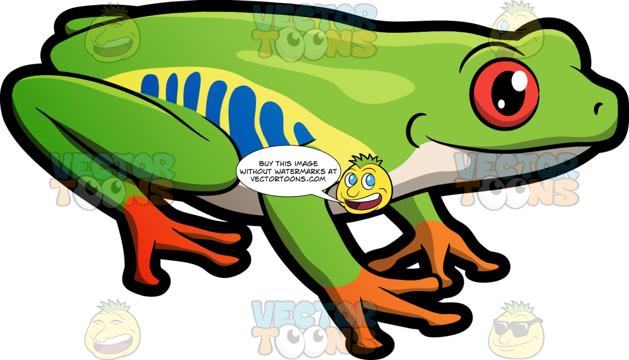 A Tree Frog Clipart Cartoons By Vectortoons A wide variety of tree frog options are available to you a tree frog clipart cartoons by vectortoons