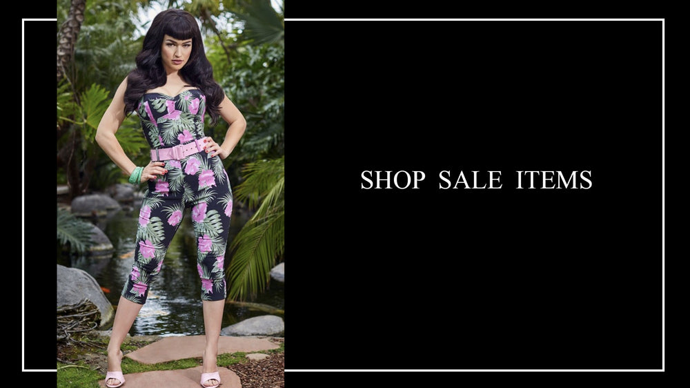 Pinup Girl Clothing Sale Items Vintage Style Clothing