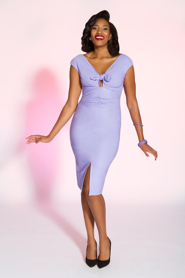 Dixiefried Niagara Dress in Lavender