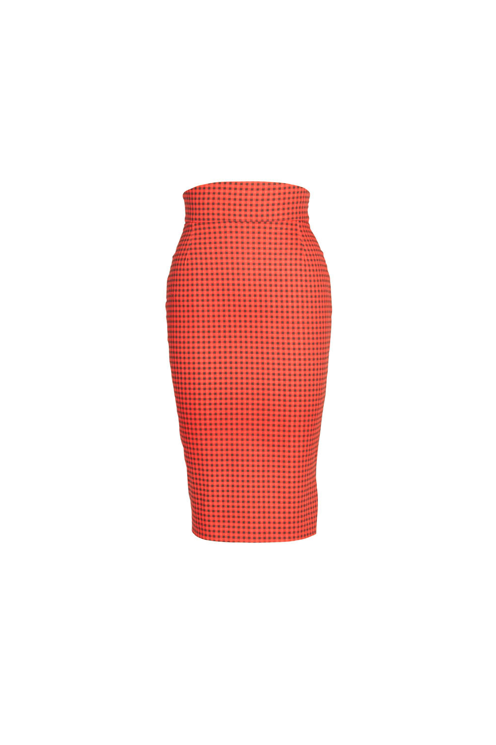 Women's Clothing Pinup Couture POLKA DOT PENCIL SKIRT