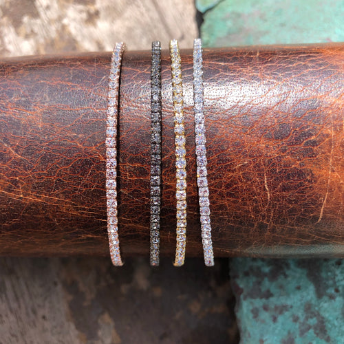 Swarovski Crystal stacking Bracelets
