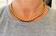 "Pallini 24K 18"" Necklace"