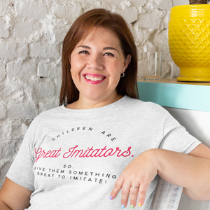"""Great Imitators"" Women's Tee Shirt"