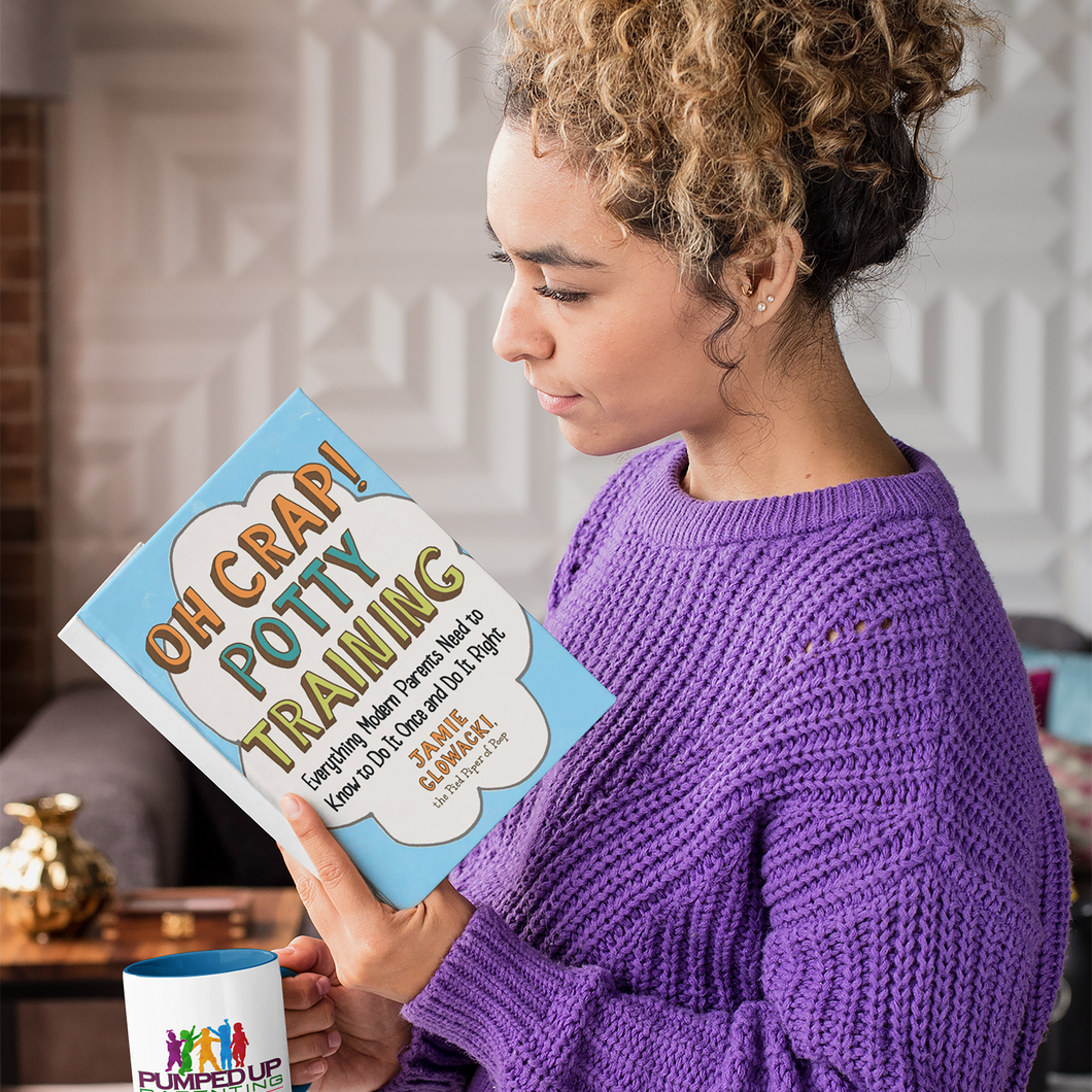 Oh Crap! Potty Training: Everything Modern Parents Need to Know  to Do It Once and Do It Right (Oh Crap Parenting Book 1)