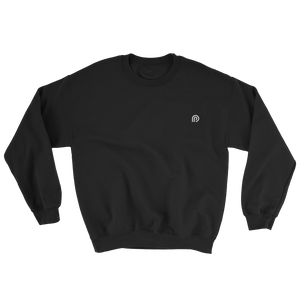 Simple Embroidered Crewneck