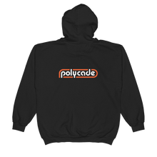 Load image into Gallery viewer, Polycade Logo Zip Hoodie