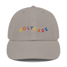 Load image into Gallery viewer, Polycade Playland Dad Cap (embroidered)