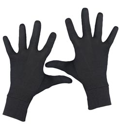 TERRAMAR THERMASILK CS SILK GLOVE LINERS - YOUTH