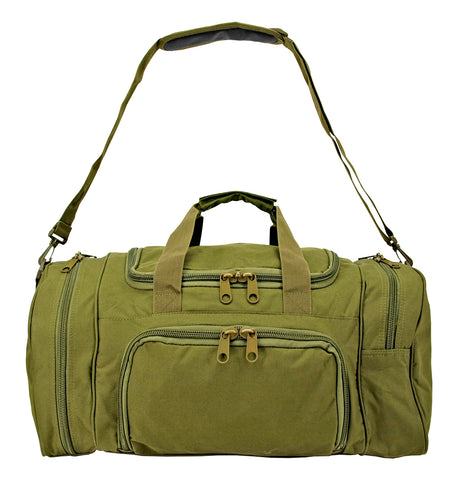 Tactical Duffle Bag - Olive Green