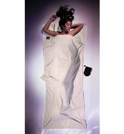 COCOON 100% EGYPTIAN COTTON TRAVELSHEET SLEEP SACK