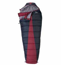 SLUMBERJACK LATITUDE 0 DEGREE SLEEPING BAG REGULAR