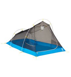 SIERRA DESIGNS CLIP FLASHLIGHT 2P BACKPACKING TENT