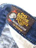 Vintage Kenny Rogers Jeans High Rise Straight Legs Size 28 Waist