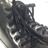 Converse Chuck Taylor All Star Hi Top Rubber Sneakers Rain Boot Size 7.5 / 5.5 Mens