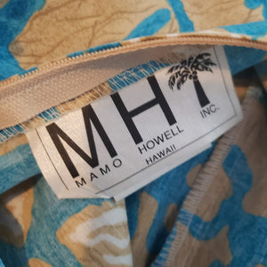 Vintage Mamo Howell Inc Hawaiian Dress