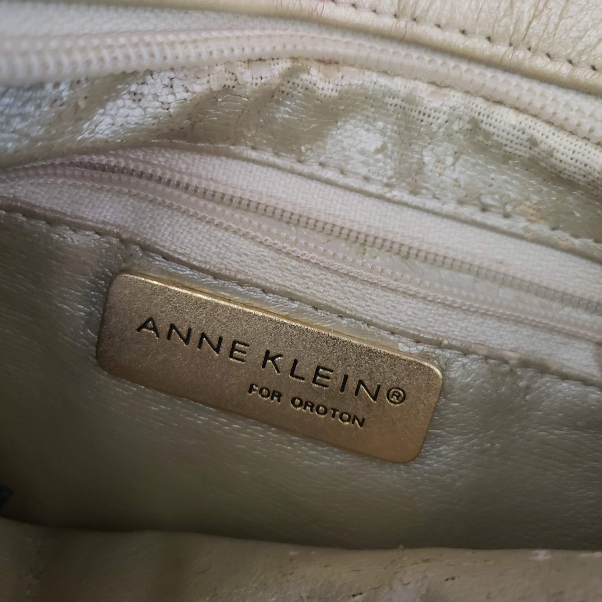 Vintage Anne Klein Crossbody Bag