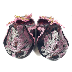 Irregular Choice Ribbon Flats Shoes Size 10.5