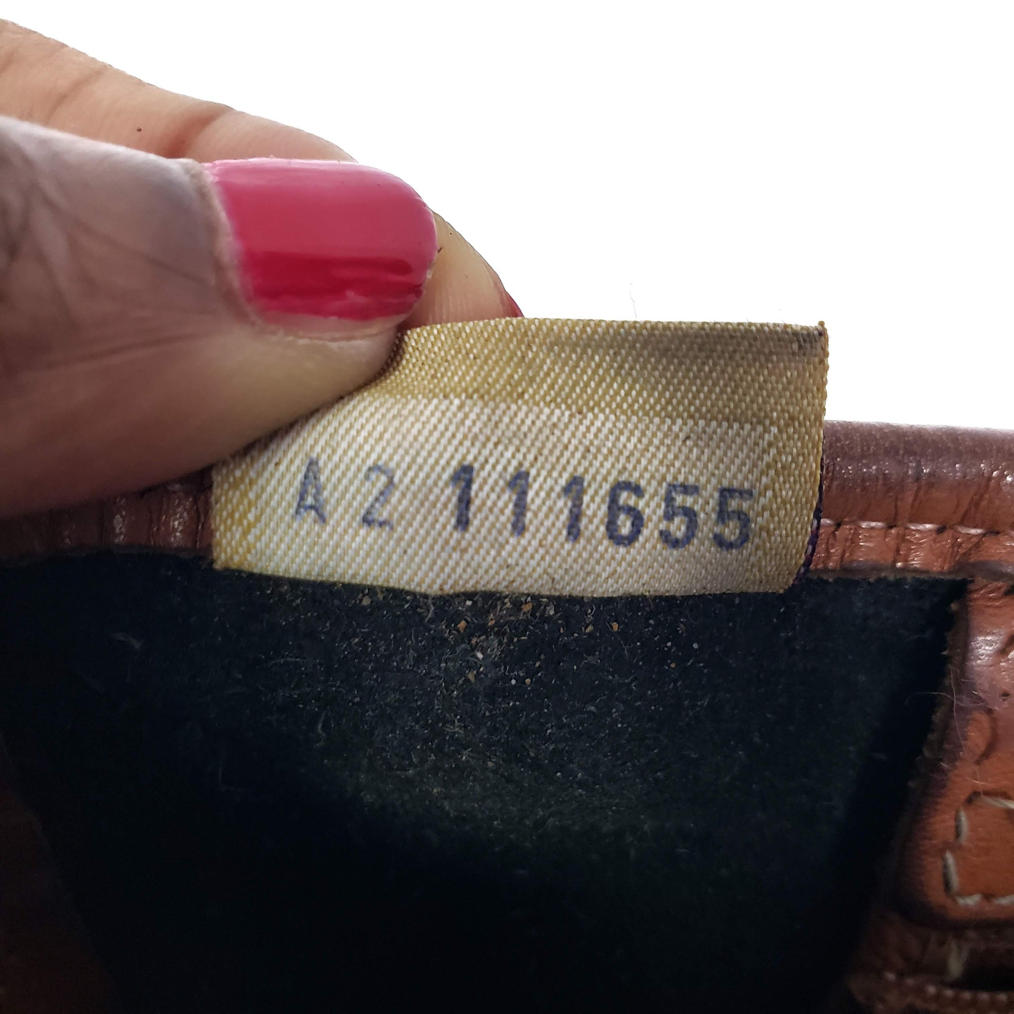 Vintage Dooney Bourke East West Shoulder Bag